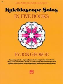 Kaleidoscope Solos, Book 3