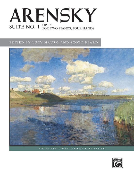 Arensky: Suite No. 1, Op. 15