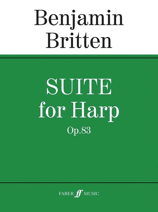 Suite for Harp, Opus 83