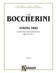 String Trio, Opus 54, No. 3