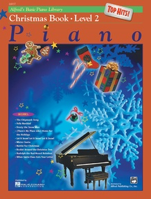 Alfred's Basic Piano Library: Top Hits! Christmas Book 2