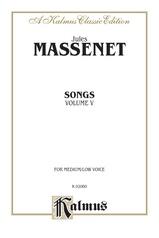 Songs, Volume V