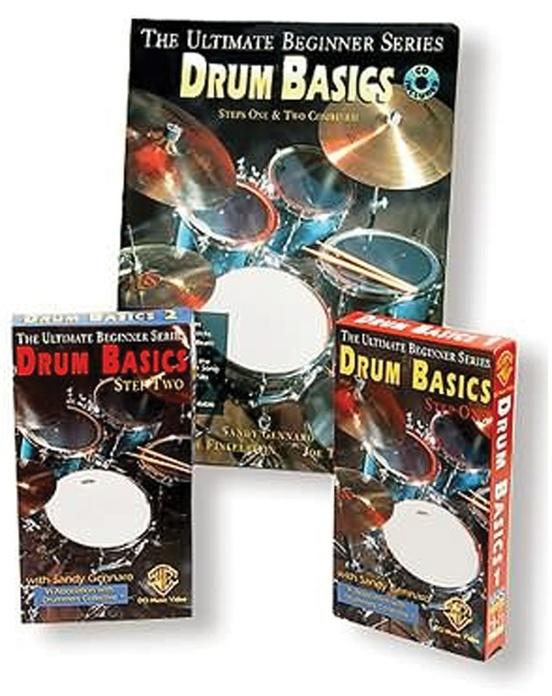 Ultimate Beginner Series Mega Pak: Drum Basics Mega Pak