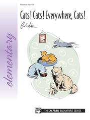 Cats! Cats! Everywhere, Cats!