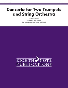 Concerto for Two Trumpets and String Orchestra