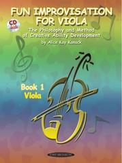 Fun Improvisation for Viola