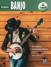 The Complete 5-String Banjo Method: Intermediate Banjo
