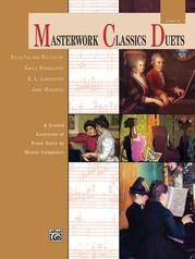 Masterwork Classics Duets, Level 6