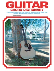 Guitar Chord Dictionary