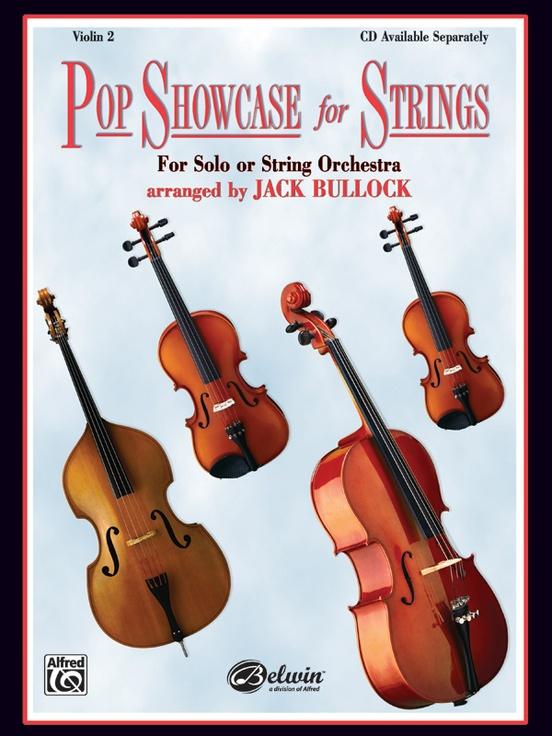 Pop Showcase for Strings