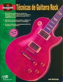 Basix®: Rock Guitar Techniques