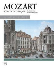 Sonata in G Major, K. 283
