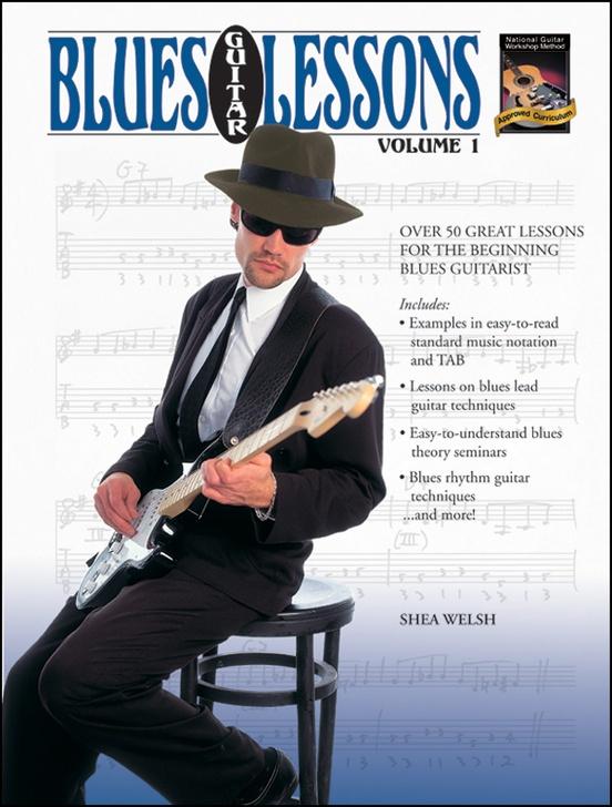 Blues Guitar Lessons, Vol. 1