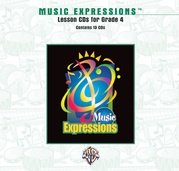 Music Expressions™ Grade 4: Lesson CDs