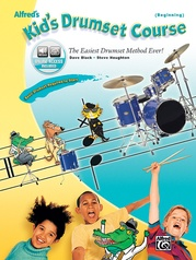 Alfred's Kid's Drumset Course