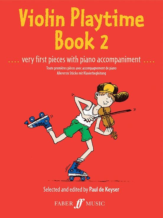 Violin Playtime, Book 2