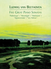 Five Great Piano Sonatas