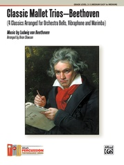 Classic Mallet Trios---Beethoven