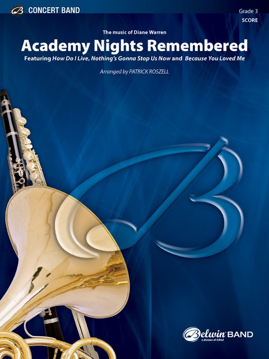 Academy Nights Remembered (The Music of Diane Warren)