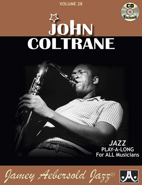 Jamey Aebersold Jazz, Volume 28: John Coltrane