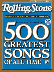 Selections from Rolling Stone Magazine's 500 Greatest Songs of All Time: Instrumental Solos, Volume 2