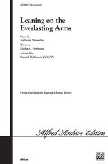 Leaning on the Everlasting Arms