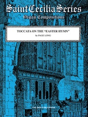 "Toccata on the ""Easter Hymn"""