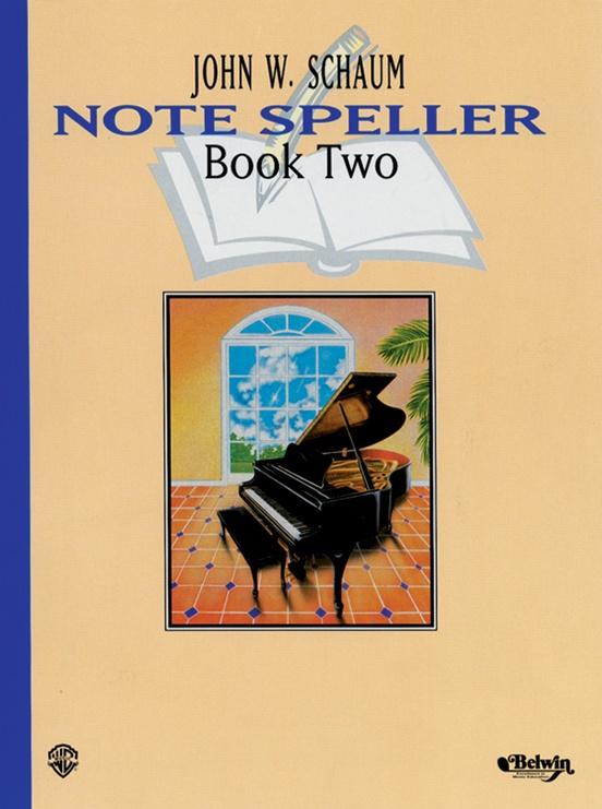 Note Speller, Book 2 (Revised)