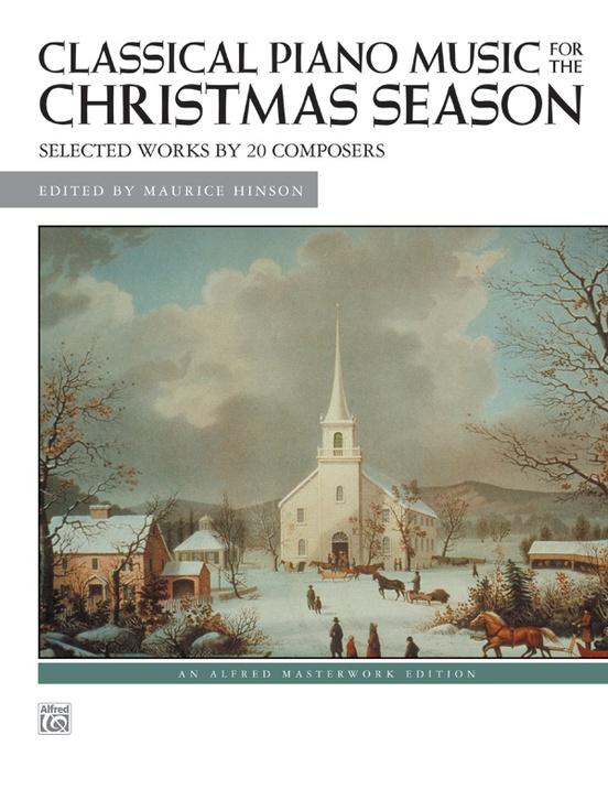 Classical Piano Music for the Christmas Season