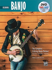 The Complete 5-String Banjo Method: Beginning Banjo
