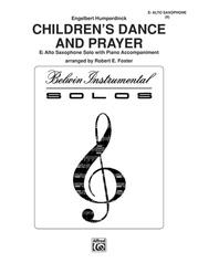 Children's Dance and Prayer