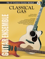 Belwin's 21st Century Guitar Ensemble Series: Classical Gas