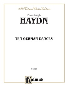 Ten German Dances