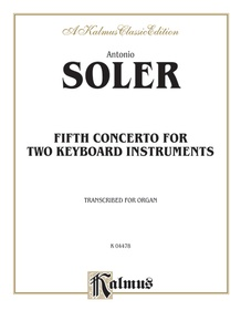 Fifth Concerto for Two Keyboard Instruments