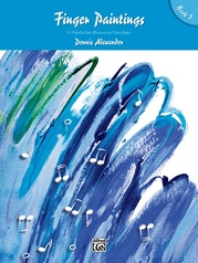 Finger Paintings, Book 3