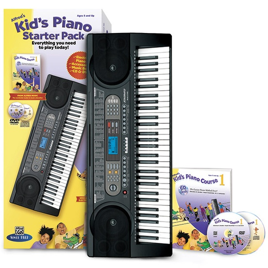 Alfred's Kid's Piano Starter Pack
