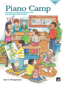 Piano Camp, Book 1