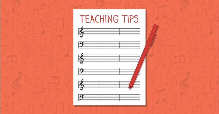 Teaching Tips: Helping Piano Students Apply New Concepts (Part 2 of 3)