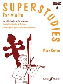 Superstudies for Violin, Book 2