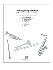 Thanksgiving Festival
