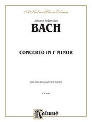 Piano Concerto in F Minor