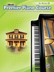 Premier Piano Course, At-Home 2B
