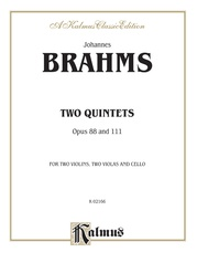 Two Quintets, Opus 88 and 111