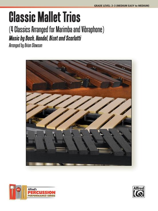 Classic Mallet Trios, Volume 1