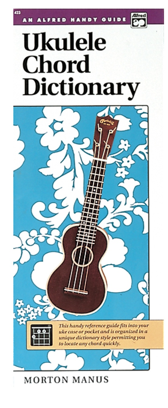 Ukulele Chord Dictionary Ukulele Book