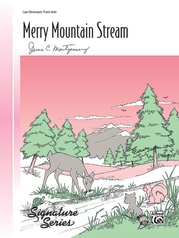 Merry Mountain Stream