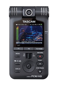 Tascam DR-V1HD Linear PCM/HD Video Recorder