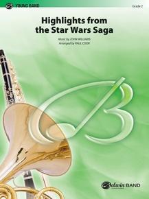 <I>Star Wars</I>® Saga, Highlights from the