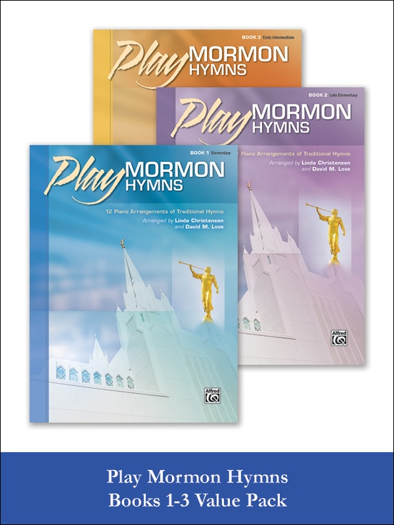 Play Mormon Hymns, Books 1-3