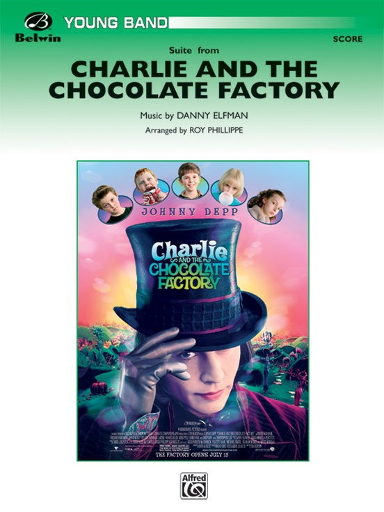 Charlie And The Chocolate Factory Marching Band